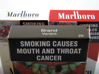 Graphic Warning Labels can help Smokers feel Motivated to <strong>Quit</strong>