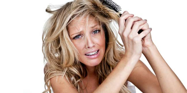 Home Remedies for Dry Hair and Split Ends