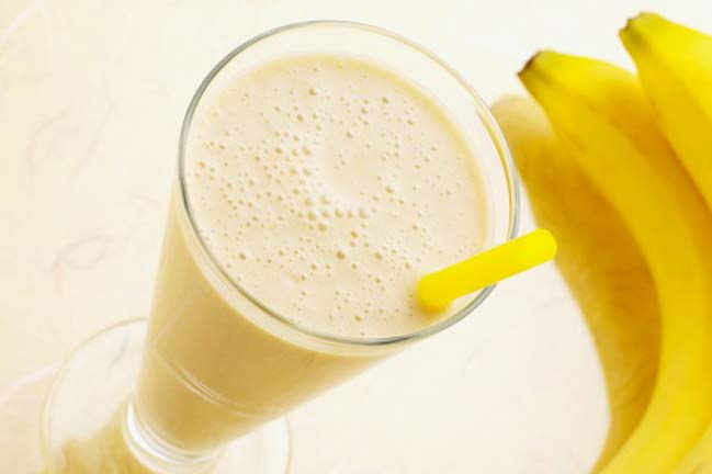 The Banana and Milk Diet