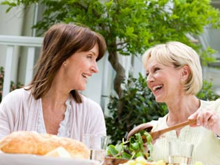 Tips for <strong>eating</strong> healthy during menopause