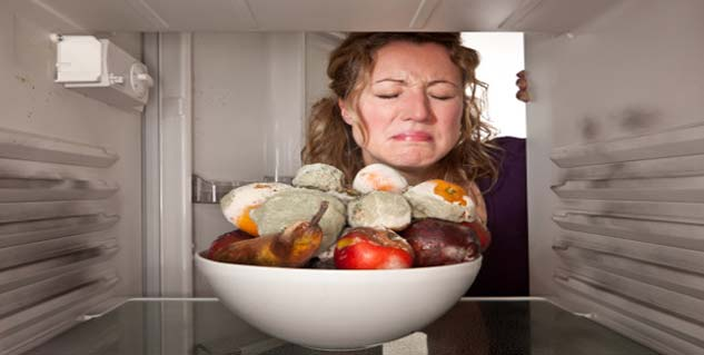 6 quick ways to get rid of bad refrigerator odour home Can you put hot food in the refrigerator