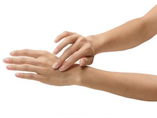 Home remedies for hardened palms