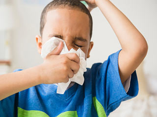 Home remedies for cold and cough in kids