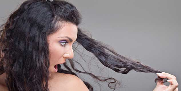 Causes of hair breakage