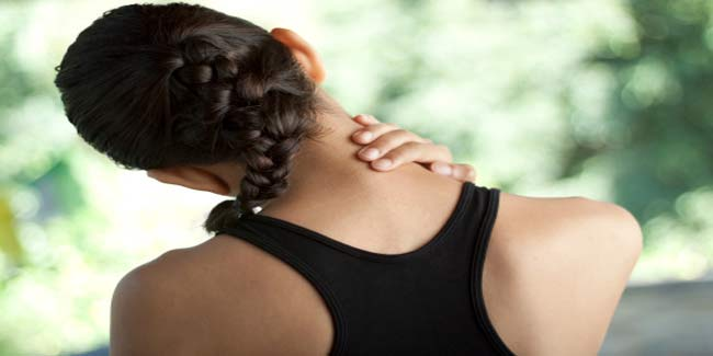 Home remedies for upper back pain