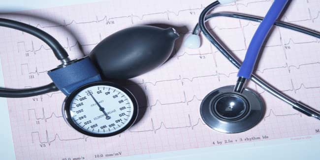 How does high bp cause heart disease