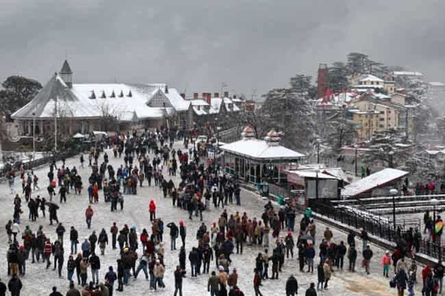 Shimla-the queen of hills