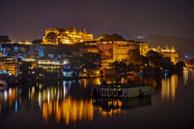 Udaipur-the city of lakes
