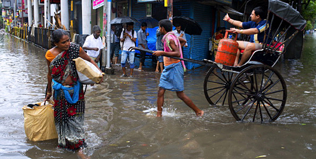 Diseases During Floods in Hindi