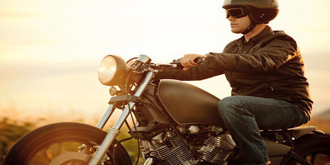 How loud motorcycle exhausts can hamper the rider's health