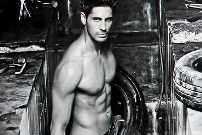 Sidharth Malhotra New Photoshoot And Wallpapers