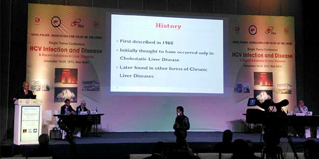 Delhi witnesses single theme conference on HCV infection and recent advances in liver diseases