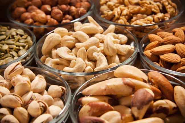 Munch on Dry Fruits
