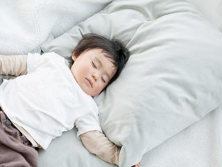 Afternoon Naps may Affect Toddler's Overall Sleep Quality