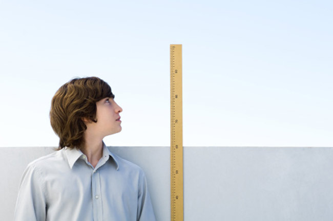 Vitamins can help you grow taller!