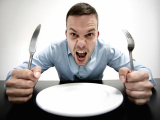 10 Ways to Control Hunger Pangs When trying to Lose Weight