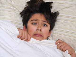 Ways to Handle Your Child's Night Terrors