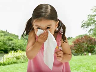 Telltale Signs of Allergy in <strong>Children</strong>
