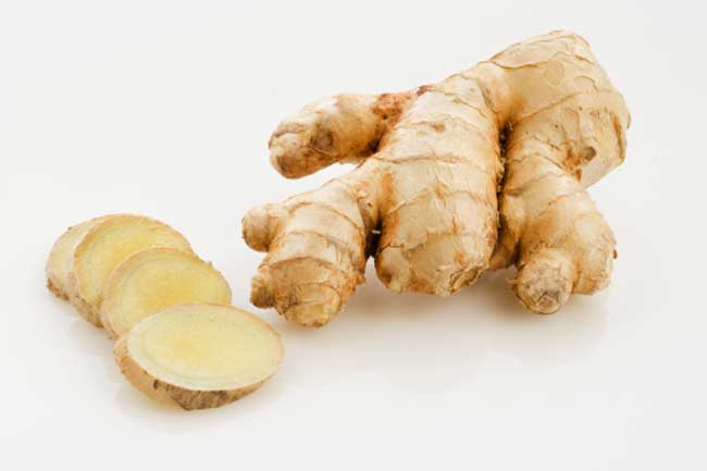 Include Ginger in your Diet