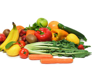 Vegetables to make your skin glow
