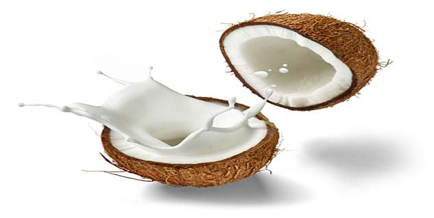 cocunut milk for hair loss
