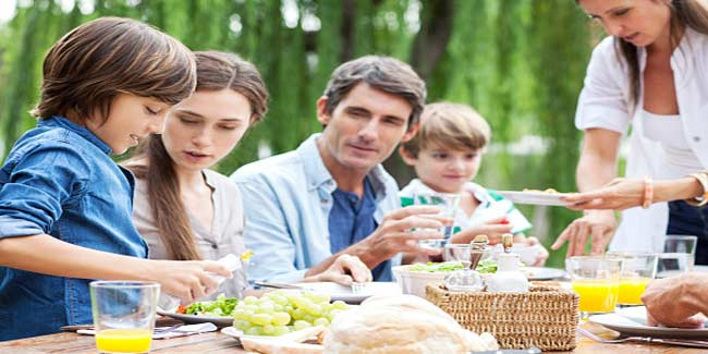 Choose the right foods for your family