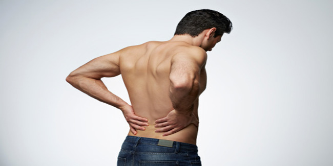 What are a few tips for healthy back?