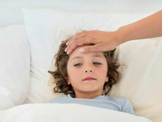 Symptoms of chikungunya in children