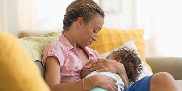 Breastfeeding infection