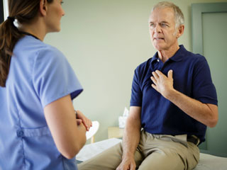 Body temperature can cause sudden cardiac arrest