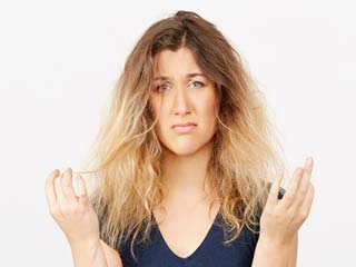 How to get rid of frizzy <strong>hair</strong> naturally