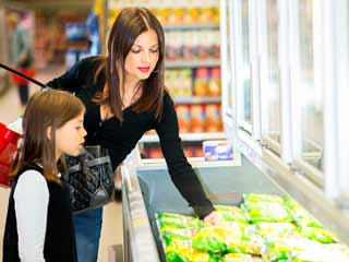 Common myths about frozen foods - busted!