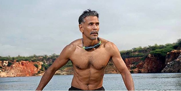 Body Like Milind Soman in Hindi