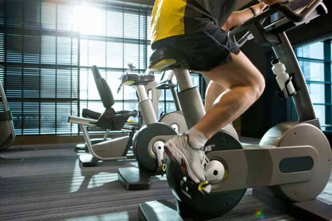 Cardio is for fat loss and weight training is for muscle-building