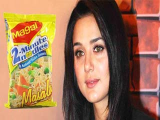 MSG and lead in Maggi is harming everyone, including Preity Zinta