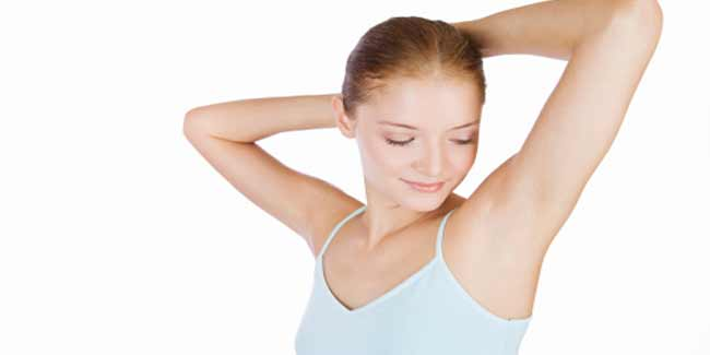 Raise your hands carefree: Try these ways to get silky smooth armpits