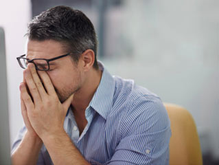 Did you know stress can cause <strong>diabetes</strong>?