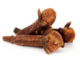 Cure digestive problems, muscle spasms, athlete's foot and bruises with cloves
