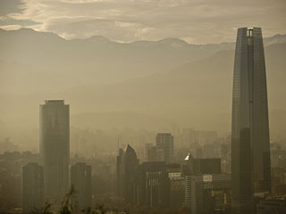 Exposure to polluted air can reduce white matter <strong>inside</strong> the brain