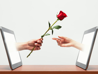 Finding <strong>love</strong> on the internet 101