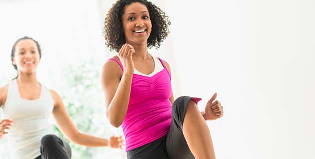 Health benefits of zumba
