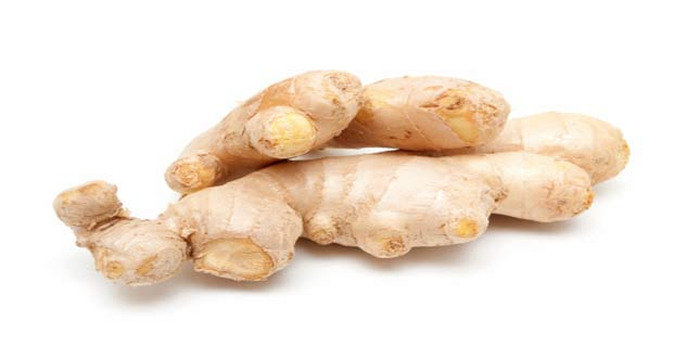 ginger in hindi