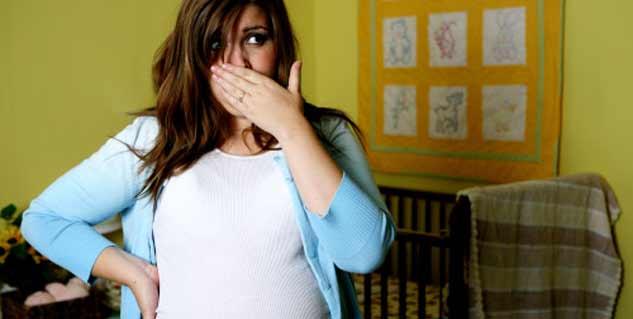 Nausea during pregnancy