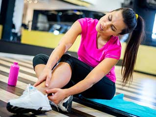 How home remedies for sore ankles work