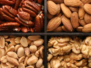 Healthiest nuts for a longer life
