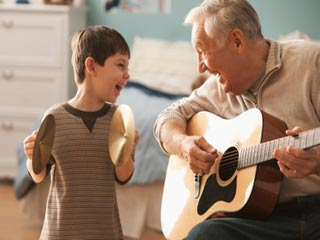 8 Reasons Why Your Child Needs To Spend Time With Grandparents