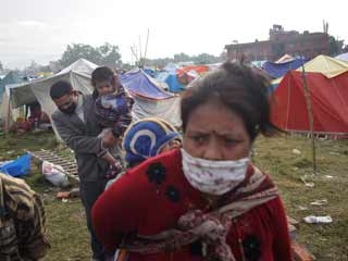 Nepal Earthquake:5 Health Risks Faced by Survivors