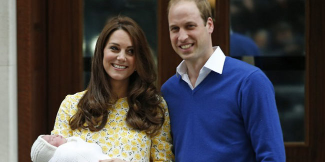 What did Kate Middleton do for Post-pregnancy Weight Loss?