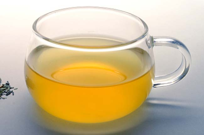 Switch to Green Tea with Honey from Tea with Milk