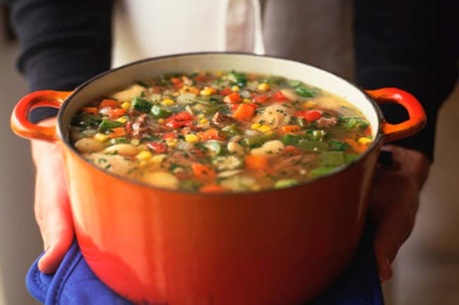 Switch to Homemade Soups instead of Packaged Ones